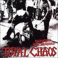 Total Chaos - Battered and Smashed (Cover Artwork)