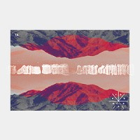 Touché Amoré - Parting the Sea Between Brightness and Me (Cover Artwork)