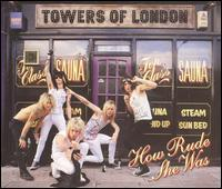 Towers of London - How Rude She Was (Cover Artwork)