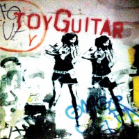 ToyGuitar - ToyGuitar [EP] (Cover Artwork)