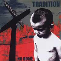 Tradition - No Home (Cover Artwork)