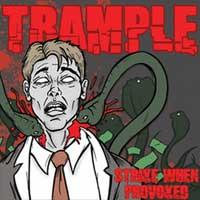 Trample - Strike When Provoked (Cover Artwork)