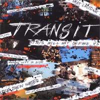 Transit - This Will Not Define Us (Cover Artwork)