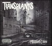 The Transplants - Haunted Cities (Cover Artwork)