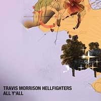 Travis Morrison Hellfighters - All Y'All (Cover Artwork)