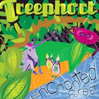 Treephort - Enchanted Forest (Cover Artwork)