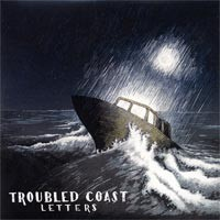 Troubled Coast - Letters (Cover Artwork)
