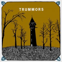Trummors - Over and Around the Clove (Cover Artwork)