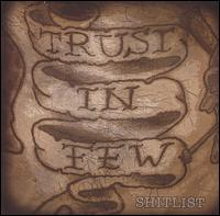 Trust in Few - Shit List (Cover Artwork)