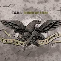 T.S.O.L. - Divided We Stand (Cover Artwork)
