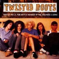 Twisted Roots - Twisted Roots (Cover Artwork)