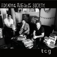 Two Cow Garage - The Death of the Self Preservation Society (Cover Artwork)