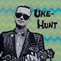 Uke-Hunt - Uke-Hunt (Cover Artwork)