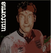Uniforms - The Spectacular Terry Butcher E.P. (Cover Artwork)