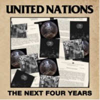 United Nations - The Next Four Years (Cover Artwork)
