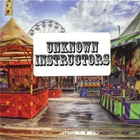 Unknown Instructors - Funland (Cover Artwork)