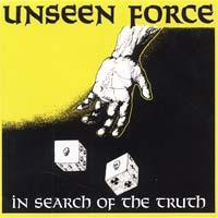 Unseen Force - In Search of the Truth (Cover Artwork)