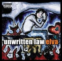 Unwritten Law - Elva (Cover Artwork)