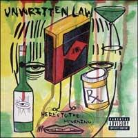 Unwritten Law - Here's To The Mourning (Cover Artwork)