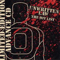 Unwritten Law - The Hit List (Cover Artwork)