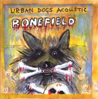 Urban Dogs - Bonefield (Cover Artwork)