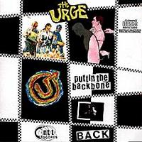 The Urge - Puttin The Backbone Back (Cover Artwork)