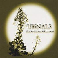 Urinals - What is Real and What is Not (Cover Artwork)