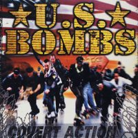 U.S. Bombs - Covert Action (Cover Artwork)