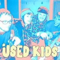 Used Kids - Hovercraft [7 inch] (Cover Artwork)