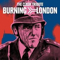 Various - Burning London: The Clash Tribute (Cover Artwork)