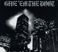 Various - Give 'Em The Boot (Cover Artwork)