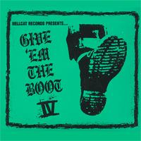 Various - Give 'Em The Boot Volume IV (Cover Artwork)