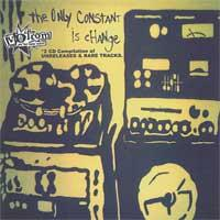Various - The Only Constant Is Change (Cover Artwork)