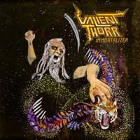 Valient Thorr - Immortalizer (Cover Artwork)