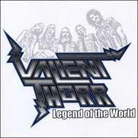 Valient Thorr - Legend of the World (Cover Artwork)