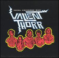 Valient Thorr - Total Universe Man (Cover Artwork)