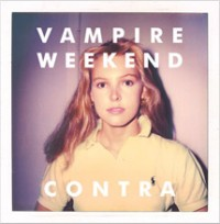 Vampire Weekend - Contra (Cover Artwork)