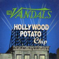 The Vandals - Hollywood Potato Chip (Cover Artwork)