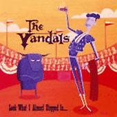 The Vandals - Look What I Almost Stepped In (Cover Artwork)