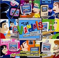 The Vandals - Internet Dating Superstuds (Cover Artwork)