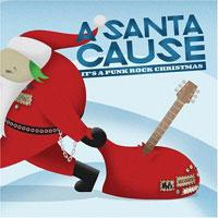 Various - A Santa Cause: It's A Punk Rock Christmas (Cover Artwork)