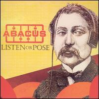 Various - Abacus: Listen Or Pose (Cover Artwork)