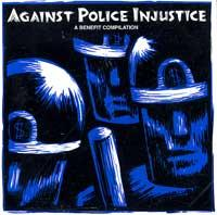 Various - Against Police Injustice (Cover Artwork)
