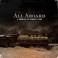 Various - All Aboard: A Tribute to Johnny Cash (Cover Artwork)