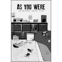 Various - As You Were: Issue Three [Book] (Cover Artwork)