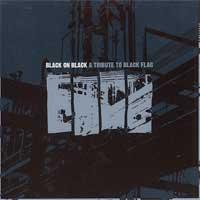 Various - Black on Black: A Tribute to Black Flag [reissue] (Cover Artwork)