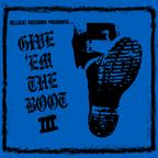 Various - Give Em the Boot Volume 3 (Cover Artwork)