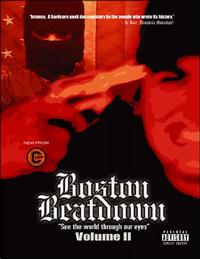 Various - Boston Beatdown Volume II DVD (Cover Artwork)