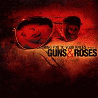 Various - Bring You To Your Knees: A Tribute To Guns N Roses (Cover Artwork)