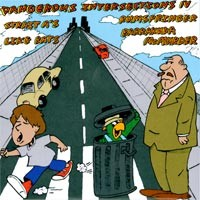 Various - Dangerous Intersections IV [7 inch] (Cover Artwork)